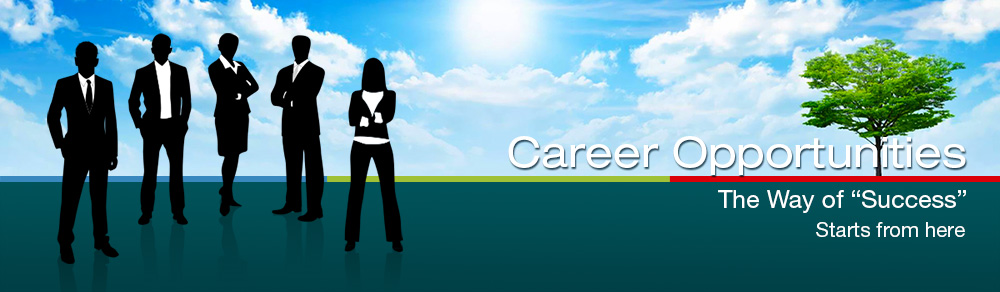 Career aailable - Join us and become a professional financial planner